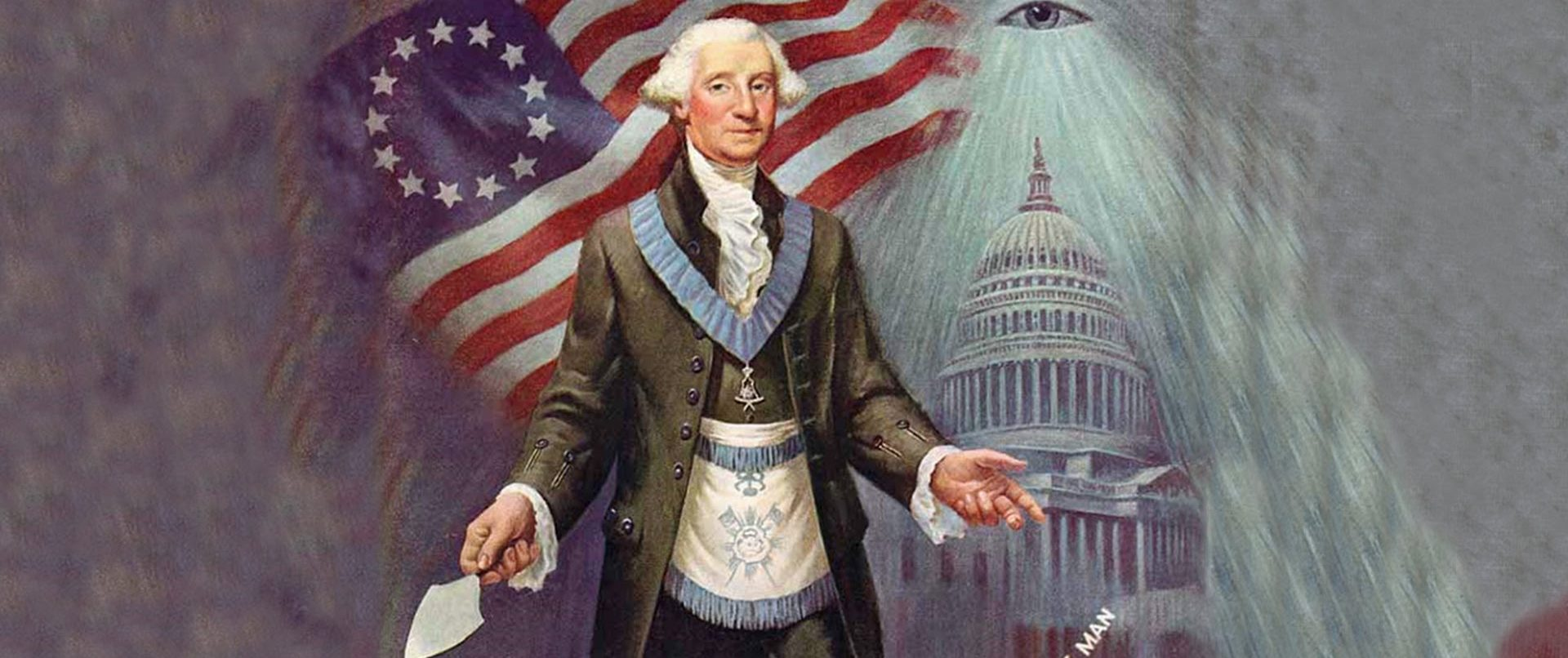 Uitleg Schootsvel George Washington 1